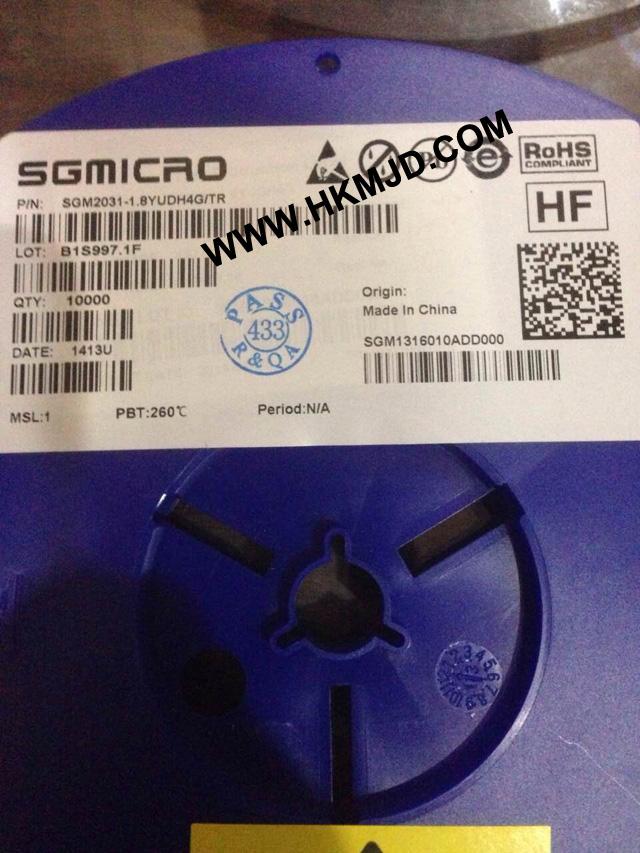 SGM2031-1.8YUDH4G