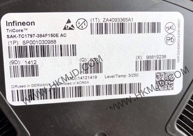 SAK-TC1797-384F150E