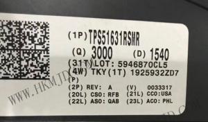 TPS51631RSMR
