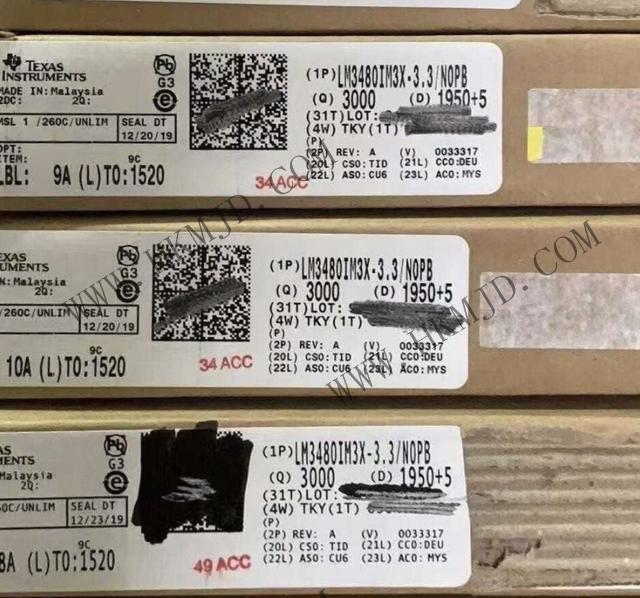 LM3480IM3X-3.3